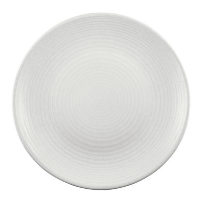 PLATE COUPE PEARL 29.5CM, EVOLUTION