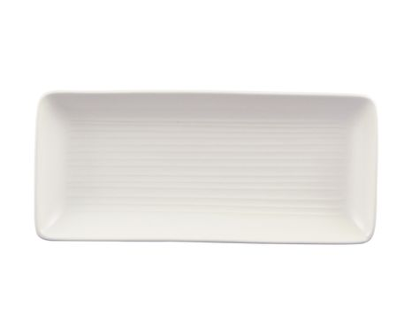 PLATE RECTANGLE PEARL, DUDSON EVOLUTION