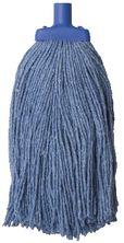 MOP HEAD DURACLEAN BLUE 400GM, OATES