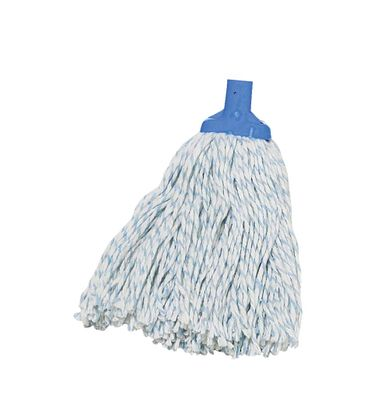 MOP HEAD ONLY LARGE ANTIBACTERIAL, OATES