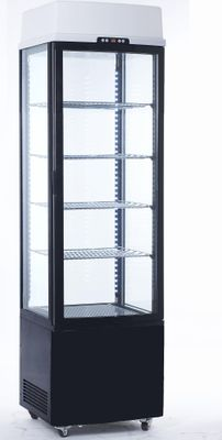 CHILLER DISPLAY UPRIGHT GLASS EXQUISITE