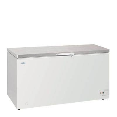 CHEST FREEZER FLAT S/S EXQUISITE