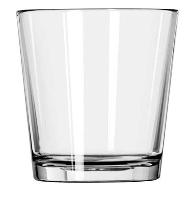 GLASS DOF 355ML/12OZ, LIBBEY RESTAURANT