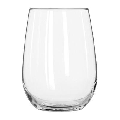 GLASS STEMLESS WHITE WINE 503ML, VINA