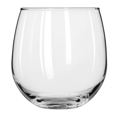 GLASS STEMLESS RED WINE 495ML, VINA
