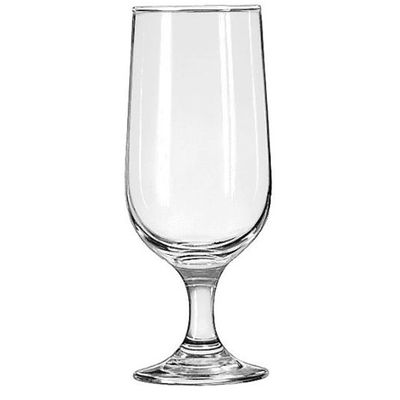 GLASS BEER 14OZ EMBASSY