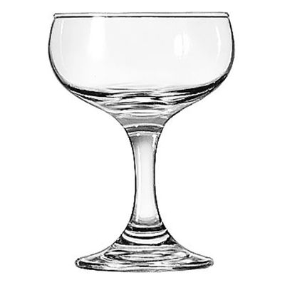 CHAMPAGNE CUP 163ML/5.5OZ,LIBBEY EMBASSY