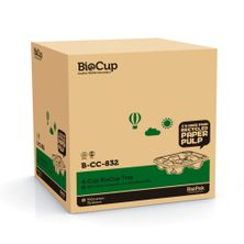 COFFEE TRAY 4 CUP, BIOCUP CARRIER 300CTN