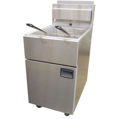 FRYER GAS TUBE SLG100 ANETS