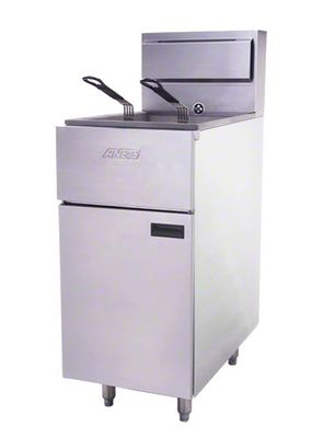 FRYER GAS TUBE SLG40 ANETS
