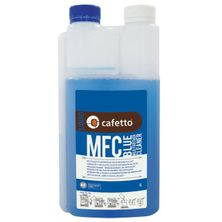 MILK FROTHER CLEANER BLUE 1LT, CAFETTO