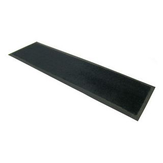 BAR MAT/RUNNER BLACK 890X250MM