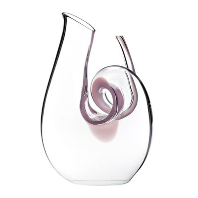 DECANTER MINI CURLY PINK, RIEDEL