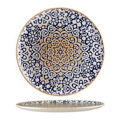 PLATTER ROUND BLUE 320MM, BONNA ALHAMBRA