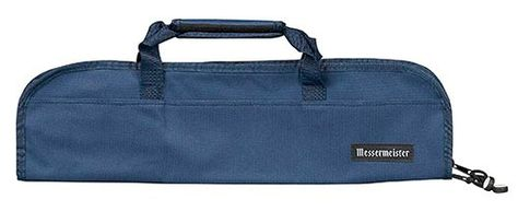 KNIFE ROLL 5 POCKET NAVY, MESSERMEISTER