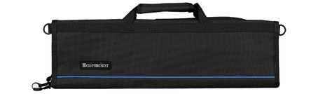KNIFE ROLL 8 POCKET BLACK,MESSERMEISTER