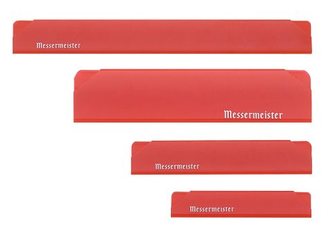 KNIFE GUARD RED 4PCE SET, EDGE M/M