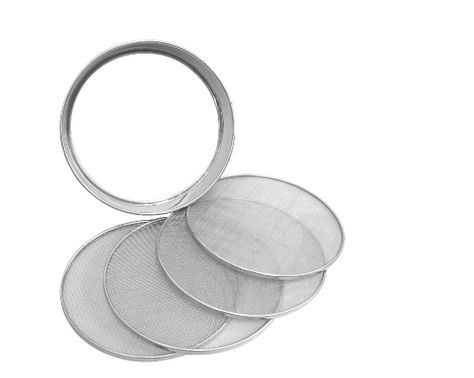 SIEVE ST/ST INTERCHANGEABLE MESH, LOYAL