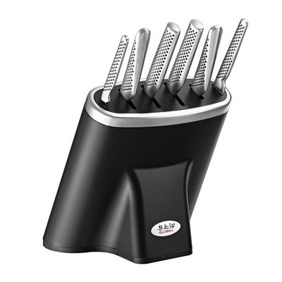 GLOBAL ZEITAKU 7 PIECE KNIFE BLOCK