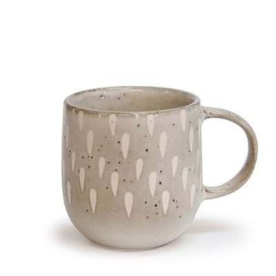 MUG BISCUIT TEAR 380ML, S&P NAOKO