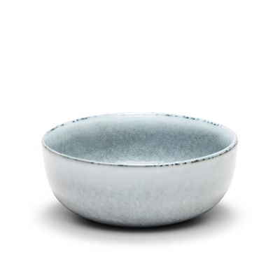 BOWL BLUE/GREY 12X5CM, S&P RELIC