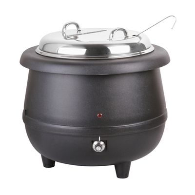 SOUP WARMER SUNNEX 85 DEG 10LT ELECTRIC