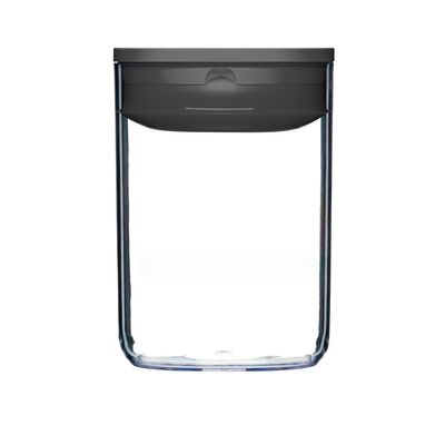 CANNISTER BLACK 1600ML, CLICK CLACK