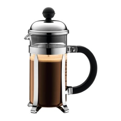 CHAMBORD COFFEE PLUNGER S/S