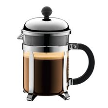 COFFEE PLUNGER S/S 4CUP/500ML, CHAMBORD