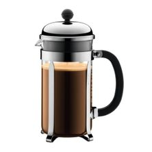 COFFEE PLUNGER S/S 8CUP/1L, CHAMBORD