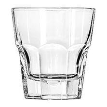 GLASS ROCKS 237ML/8OZ, LIBBEY GIBRALTAR