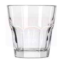 GLASS ROCKS 266ML/9OZ, LIBBEY GIBRALTAR