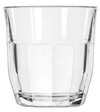 GLASS ROCKS 270ML, LIBBEY PICADILLY