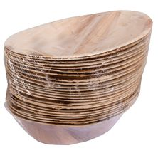 SALAD BOWL 300X225MM, ECO-PLATE 25PK