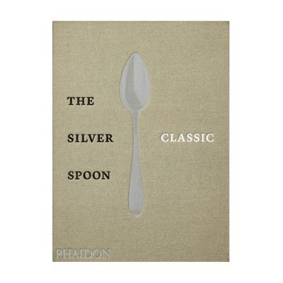 COOKBOOK, THE SILVER SPOON CLASSIC