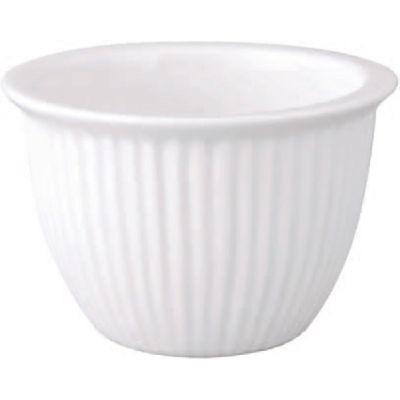 CUP CUSTARD WHITE 60MM/200ML, VITROCERAM