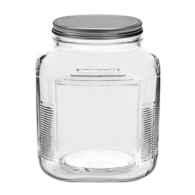JAR W/SCREW LID 17X13.5CM 2LT, ANCHOR