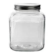 JAR W/SCREW LID 21X16CM 3.8LT, ANCHOR