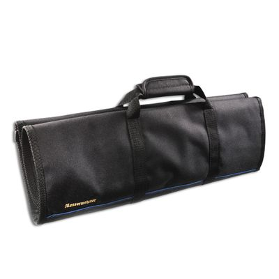 KNIFE ROLL 12 POCKET BLACK,MESSERMEISTER
