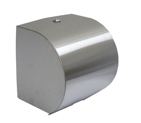 DISPENSER PAPER TOWEL ROLL S/ST, NAB