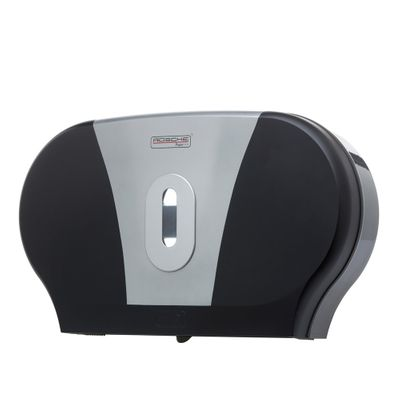 JUMBO TOILET ROLL DISPENSER DUAL, ROSCHE