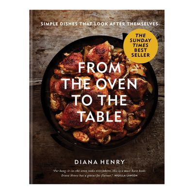 COOKBOOK, FROM THE OVEN TO THE TABLE