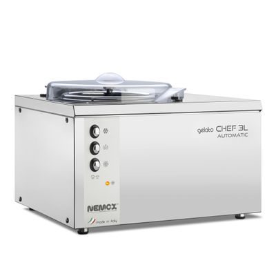 ICE CREAM MAKER GELATO 3L AUTO NEMOX
