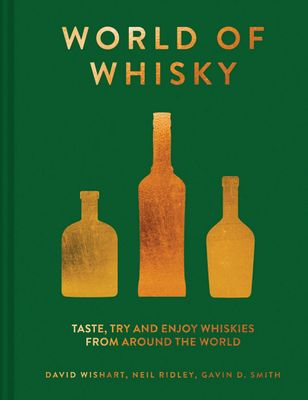 BARBOOK: WORLD OF WHISKY