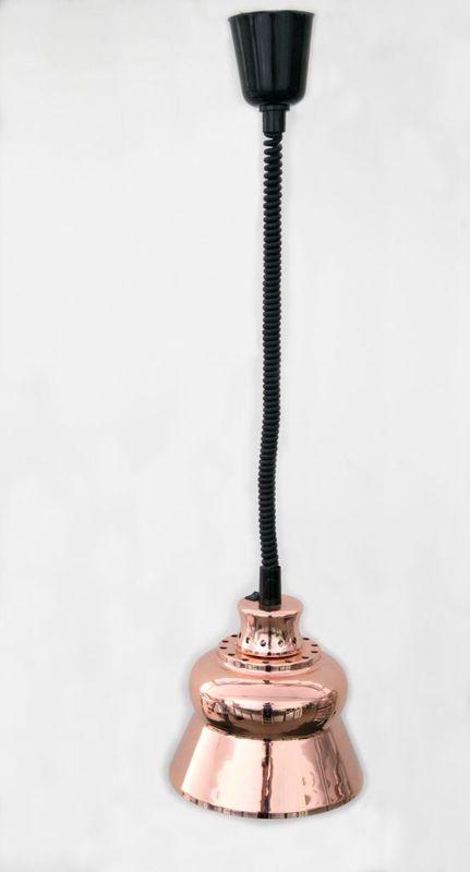 HEAT LAMP COPPER, ICE PREMIUM
