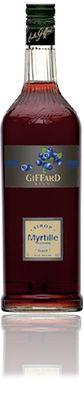 BLUEBERRY SYRUP 1LT GIFFARD