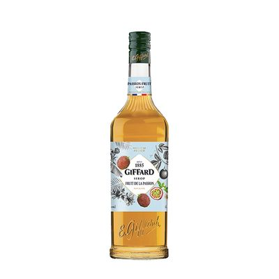 PASSIONFRUIT/FRUITS PASSION SYRUP 1LT