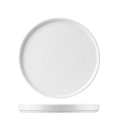 PLATE WALLED WHITE 260MM, CHURCHILL