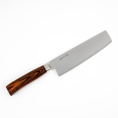 KNIFE NAKIRI/VEGE 180MM, TAMAHAGANE SAN