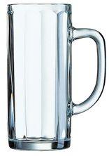 GLASS BEER MUG 380ML, ARC MINDEN